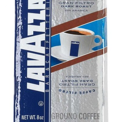 Кофе в зернах Lavazza Gran Filtro Dark Roast 1кг
