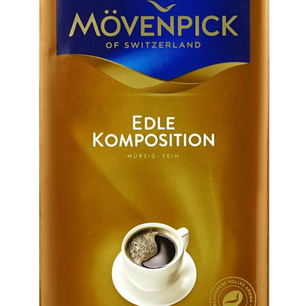 Кофе молотый Movenpick Edle Komposition